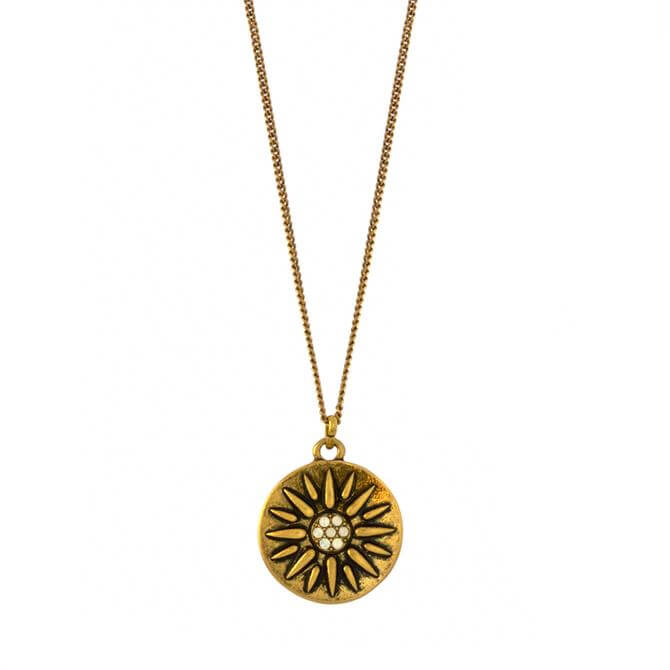 Hultquist Sun Ray 42cm Necklace
