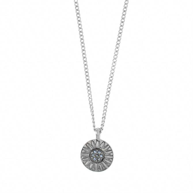 Hultquist Sun Ray 45cm Necklace