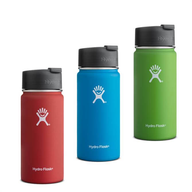 Hydro Flask 16oz Wide Mouth Flask with Flip Lid
