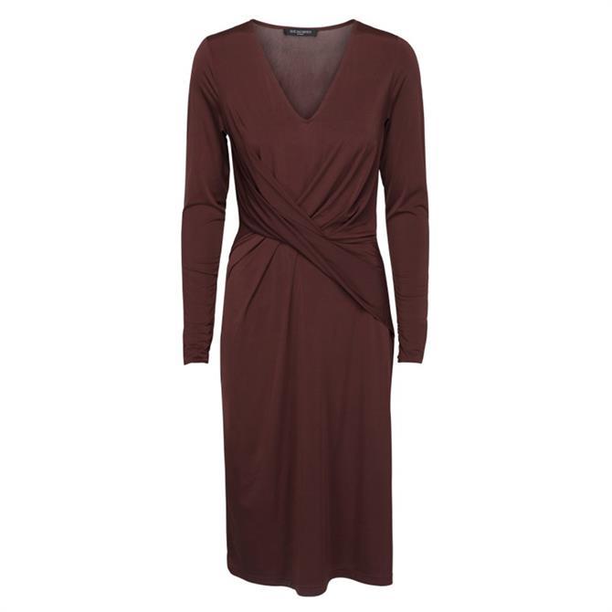 Ilse Jacobsen Emma Twisted Front Dress