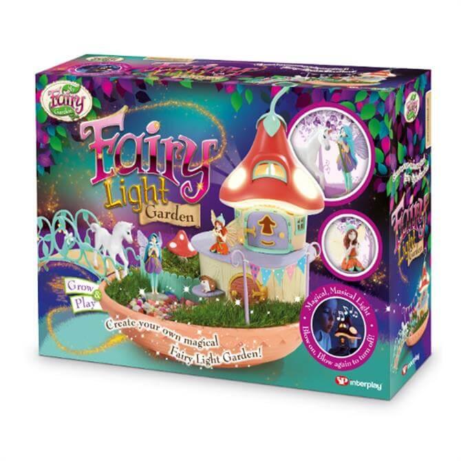 My Fairy Garden Fairy Light Garden