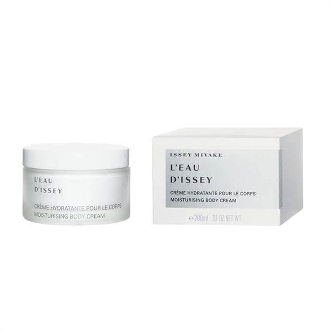 L'Eau d'Issey Moisturizing Body Cream 200ml