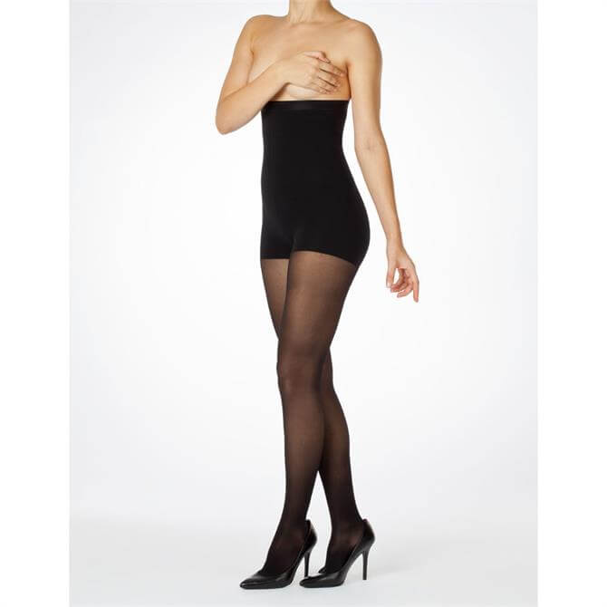 ITEm m6 Shape Translucent Tights