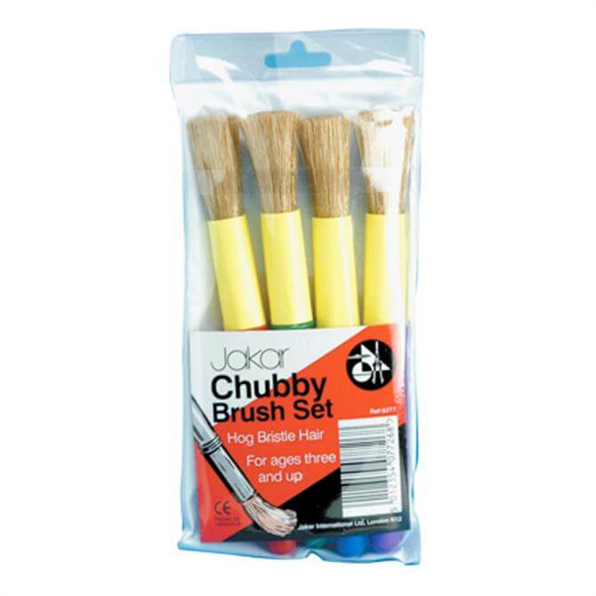 Jakar Chubby Brush Set