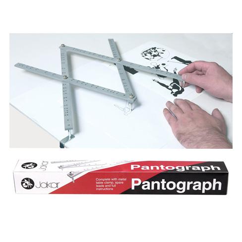 """An image of Jakar Wooden Pantograph 18"""""""
