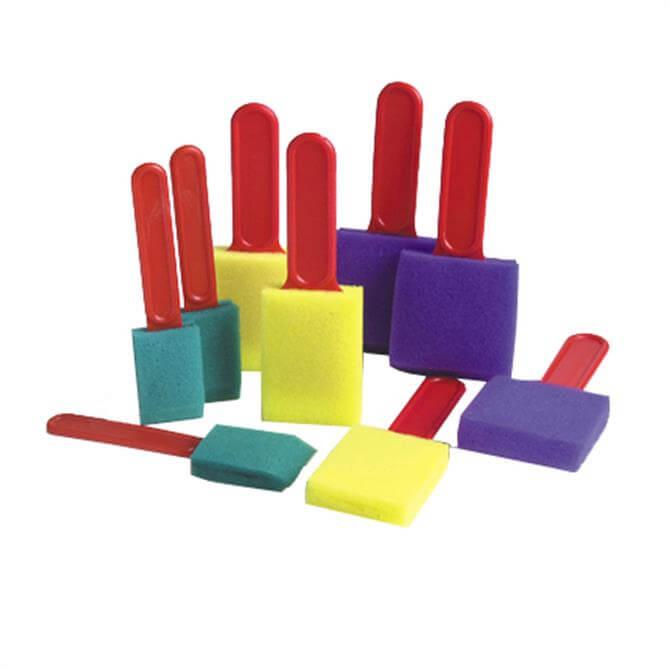 Jakar Sponge Brush Pack