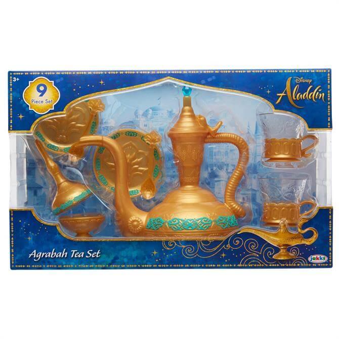 Aladdin Agrabah Tea Set