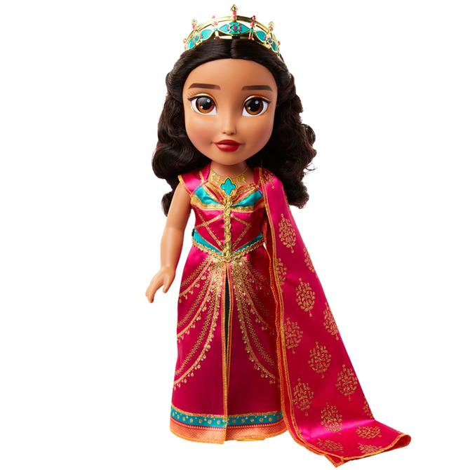 "Disney Aladdin Jasmine Musical 15"" Doll"