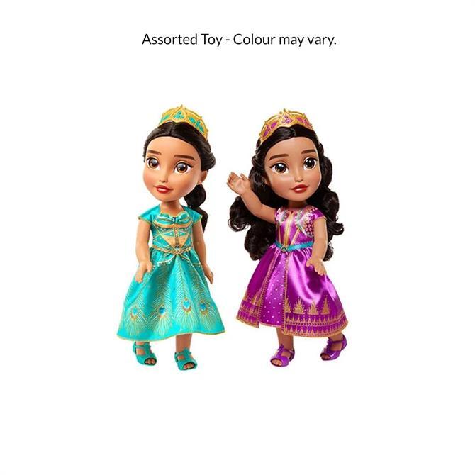 """Aladdin 15"""" Jasmine Doll - Assorted"""