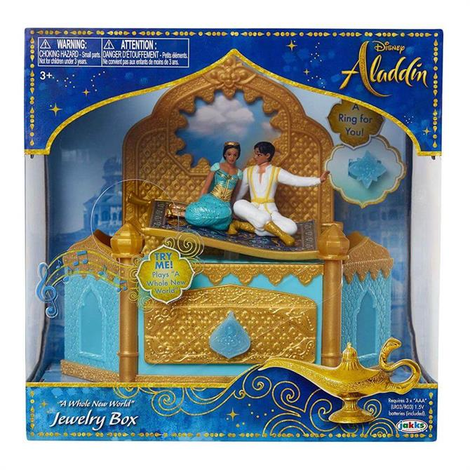 Aladdin Jewellery Box