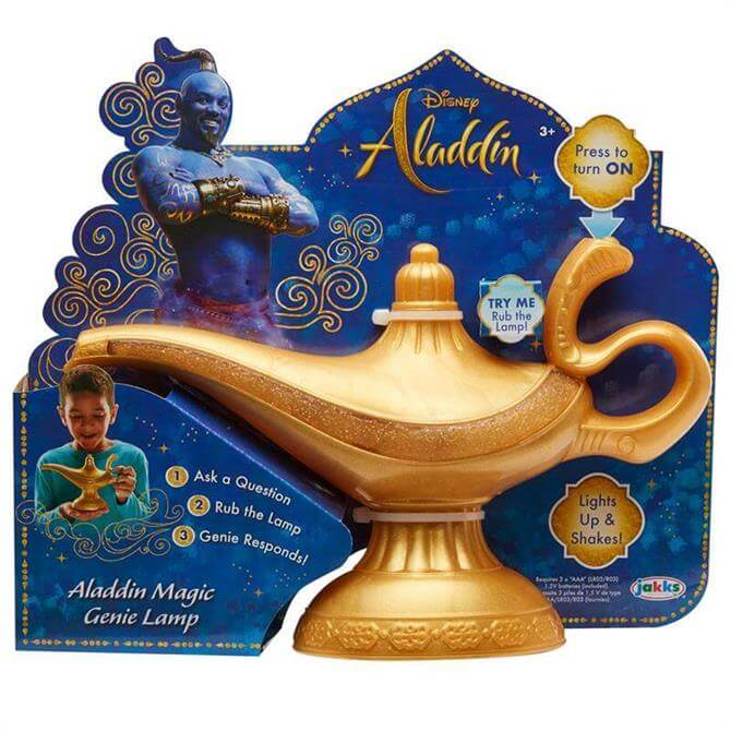 Aladdin Magic Genie Lamp
