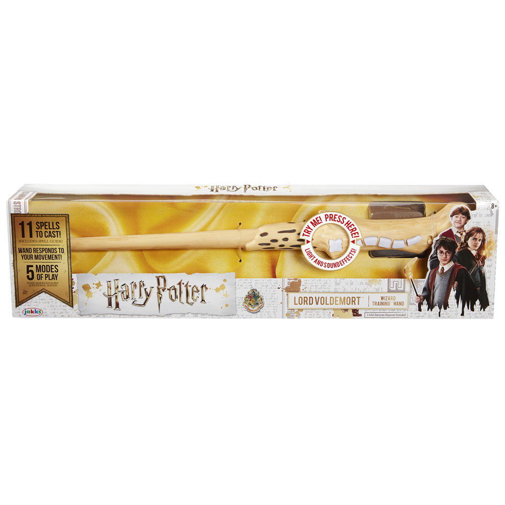 An image of Harry Potter Lord Voldemort Wand