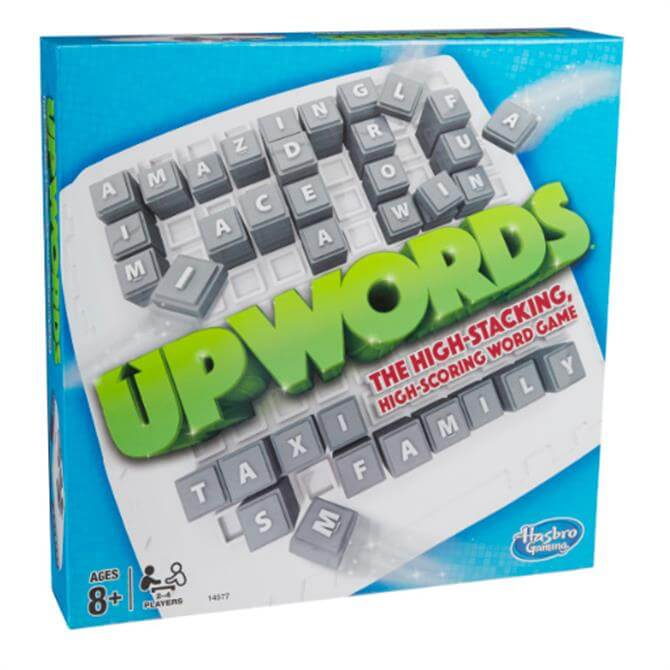 Hasbro Upwords Word Game