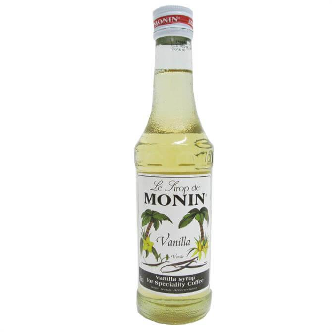 Le Sirop De Monin Vanilla  25Cl