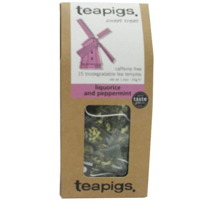 Teapigs Liquorice And Peppermint 45G