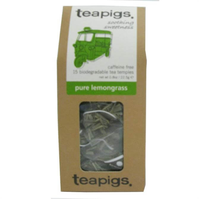 Teapigs Pure Lemongrass 22.5G