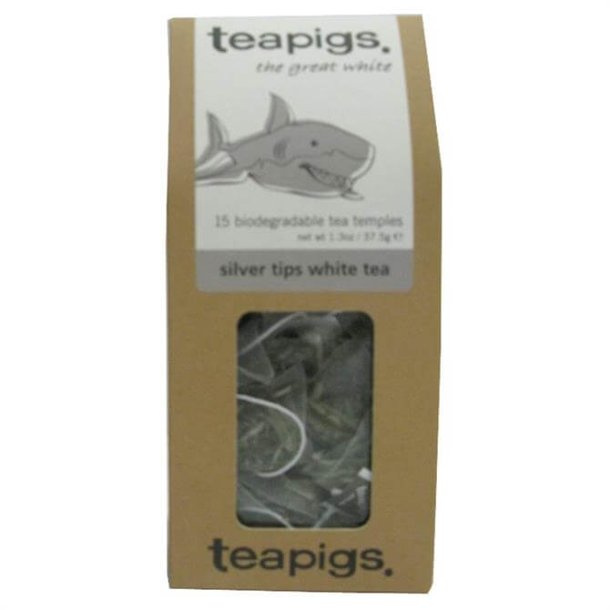 Teapigs Silver Tips White Tea 37.5g