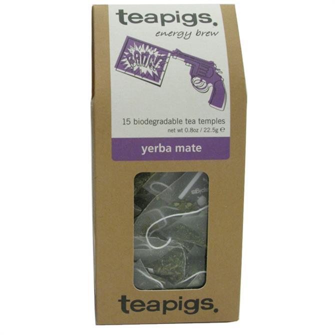 Teapigs Yerba Mate Energy Brew 22.5G