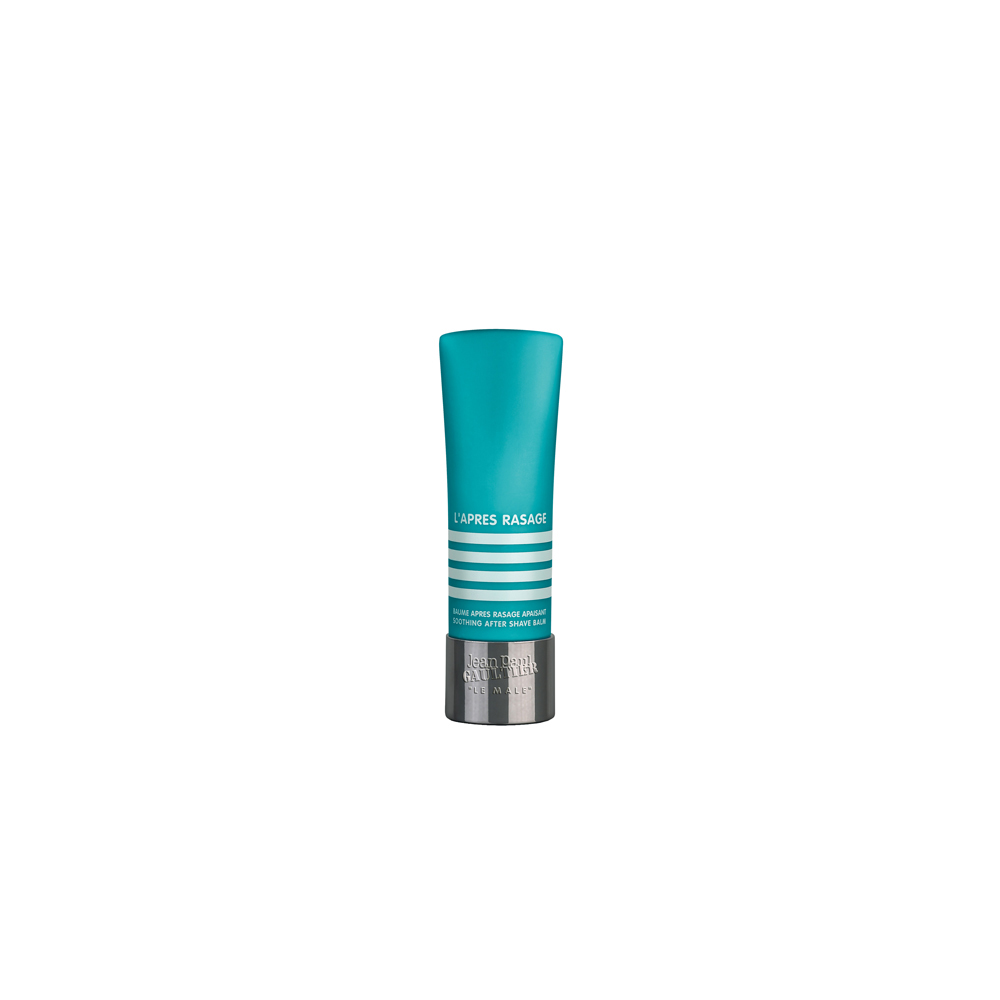 An image of Jean Paul Gaultier Le Male Soothing After Shave Balm Bottle 100ml