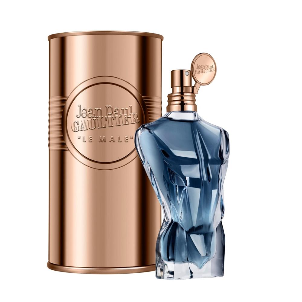 An image of Jean Paul Gaultier Le Male Essence De Parfum Eau De Parfum 125ml