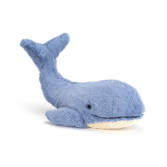 Jellycat Wilbur Whale 46 cms