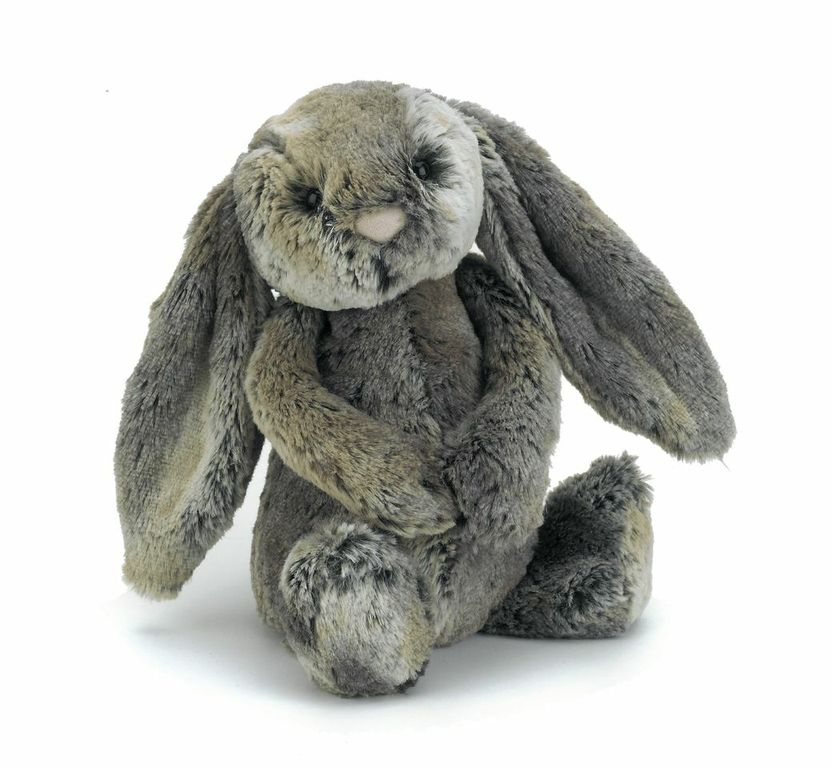 An image of Jellycat Bashful Cottontail Bunny Small