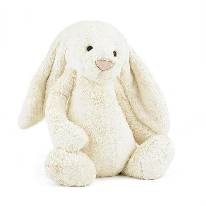 Jellycat Bashful Cream Bunny Huge