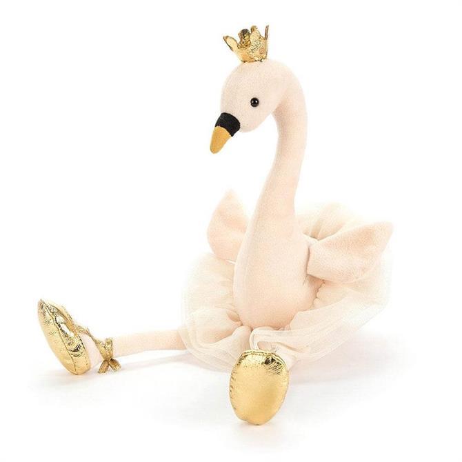 Jellycat Fancy Swan Large