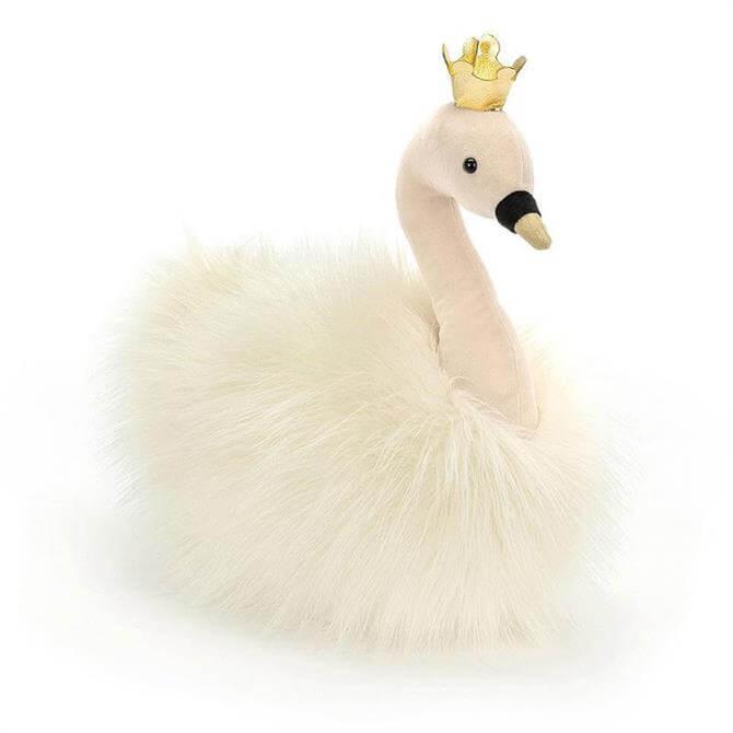 Jellycat Fancy Swan Fluffy