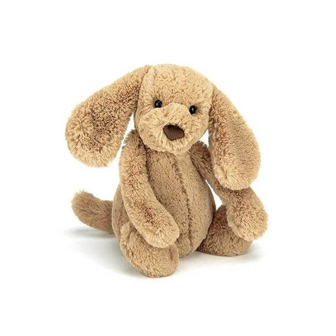 Jellycat Bashful Toffee Puppy Dog Small