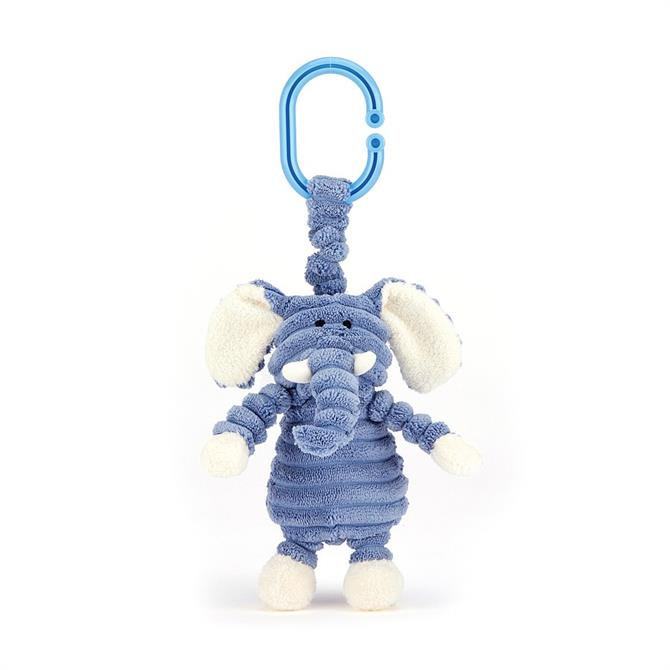 Jellycat Cordy Roy Baby Elephant Jitter