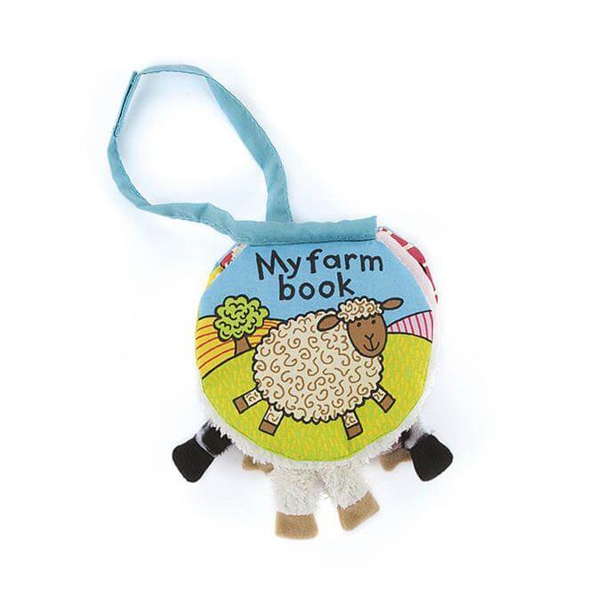 Jellycat My Farm Buggy Book