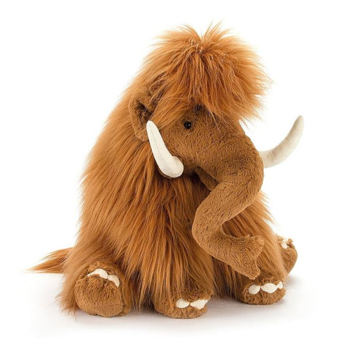 Jellycat Long Haired Maximus Mammoth