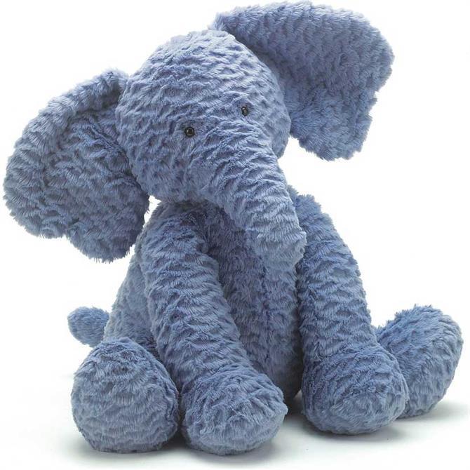 Jellycat Fuddlewuddle Elephant Large