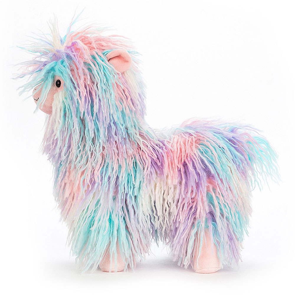 An image of Jellycat Lovely Llama