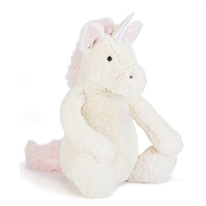 Jellycat Unicorn Bashful Medium