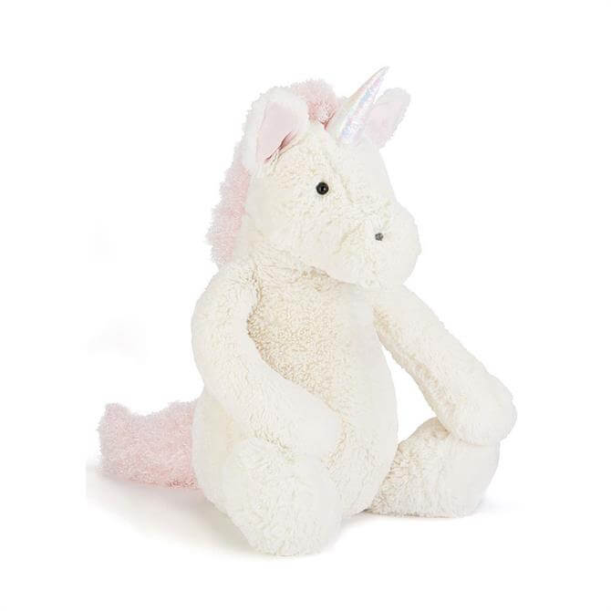 Jellycat Unicorn Bashful Small
