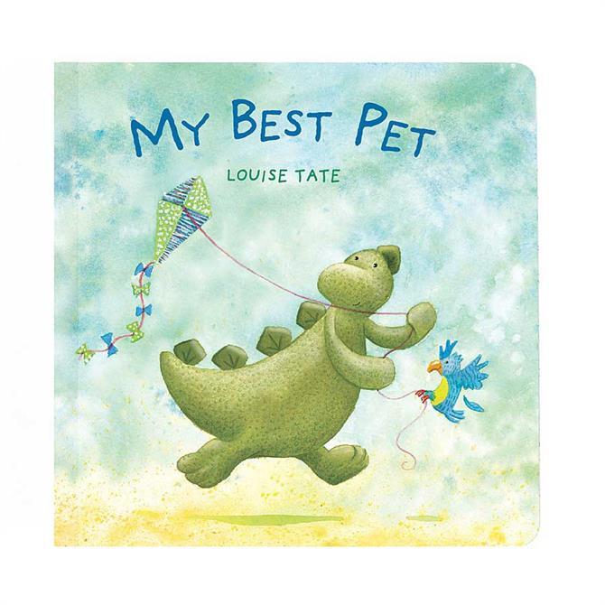Jellycat Best Pet Book