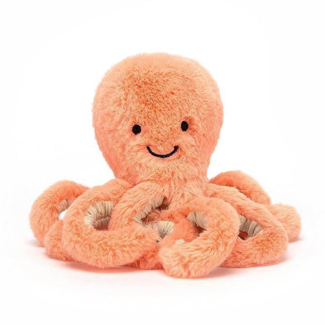 Jellycat Peachie Octopus
