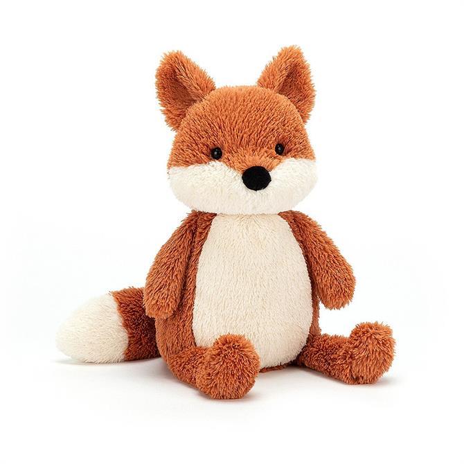Jellycat Peanut Fox Small