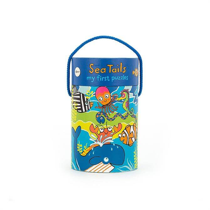 Jellycat Sea Tails Puzzles
