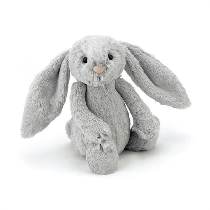 Jellycat Bashful Silver Bunny Large
