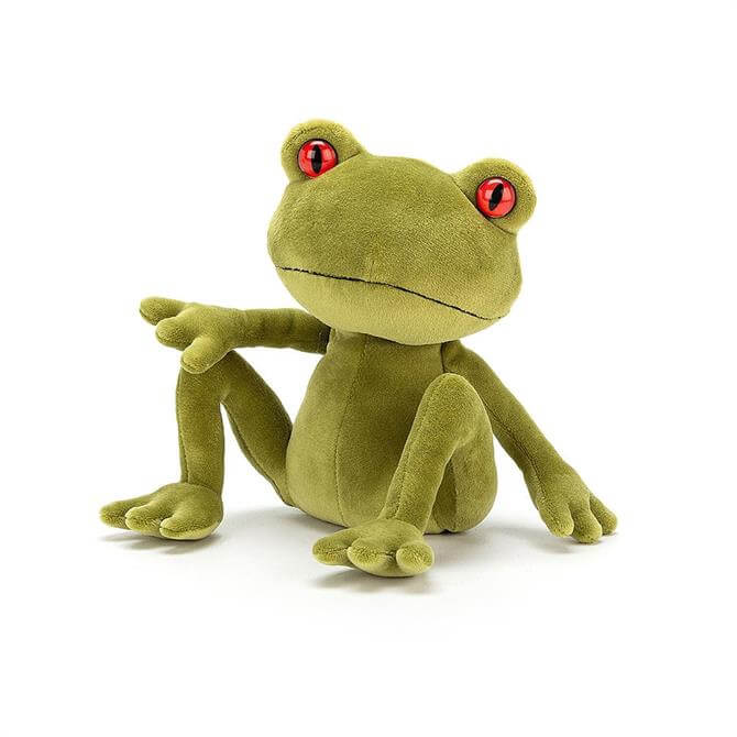 Jellycat Tad Tree Frog Medium