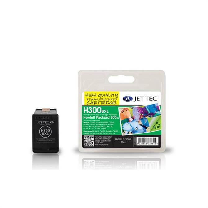 HP 300Xl Black Remanufactured