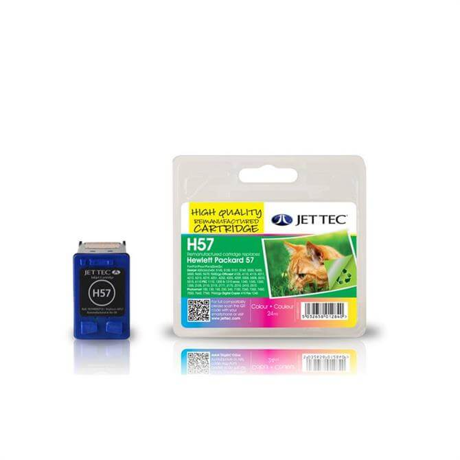 HP 57 Colour Remanufactured
