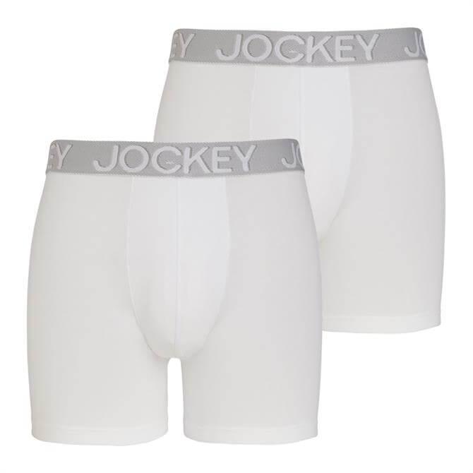 Jockey 3D-Innovations Boxer Trunks 2pk
