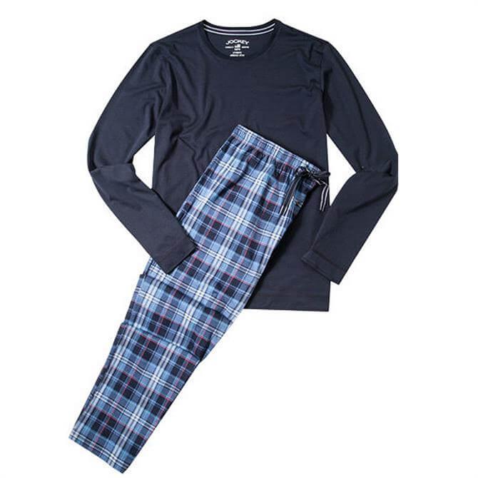 Jockey Everyday Full Knit PJ Set