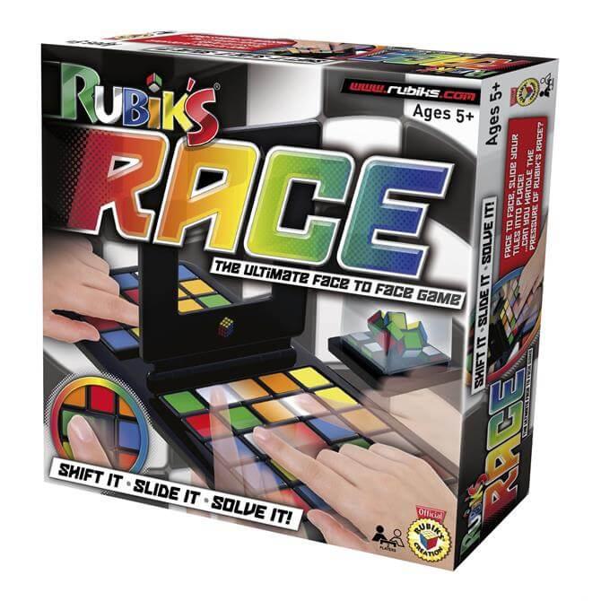 John Adams Rubik's Race