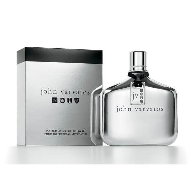 John Varvatos Platinum Edition 125ml EDT