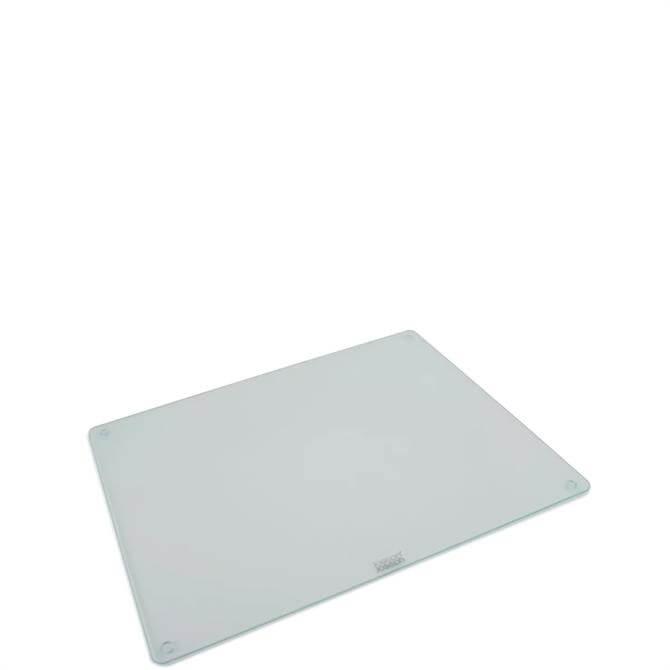 Joseph Joseph Medium Clear Glass Worktop Saver